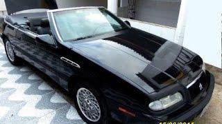 Chrysler Lebaron Cabrio 3.0 v6 1993