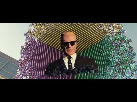 Max Headroom On Pixels Movie (2015)