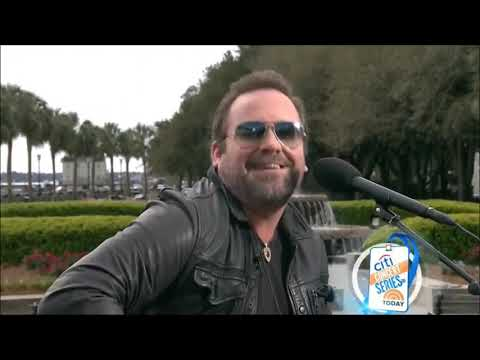 Michael J. - Did You See Lee Brice  Sang Rumor on the Today Show ? So Good