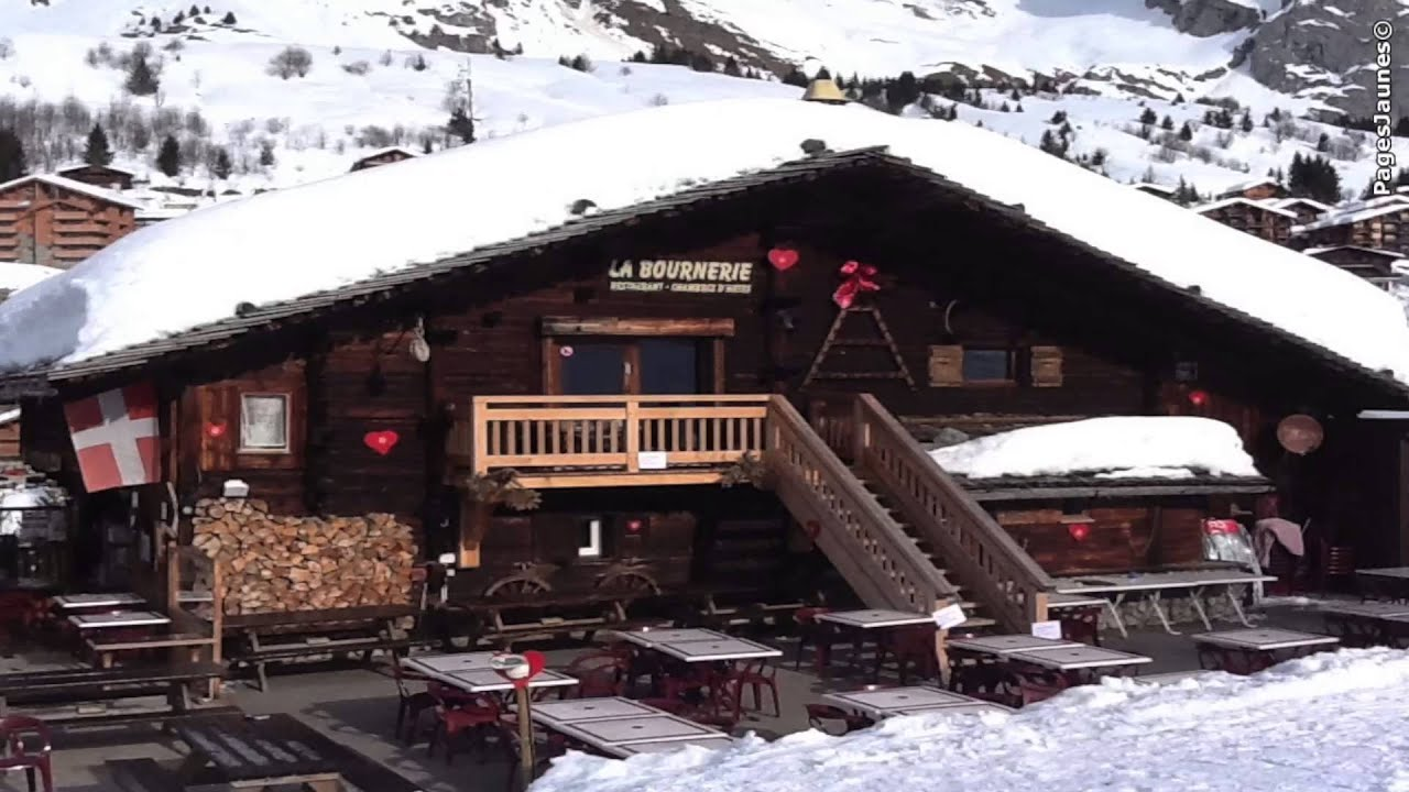 Le restaurant et chambres d 39 h tes la bournerie au grand - Chambre d hote le grand bornand ...