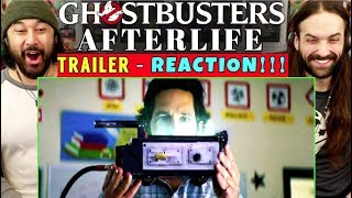 GHOSTBUSTERS: AFTERLIFE | TRAILER - REACTION!!!.mp3