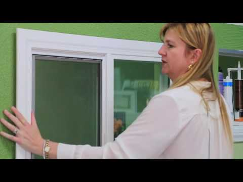 Retrofit Vinyl Replacement Window Installation - California Replacement Windows 714-632-7767 Anaheim