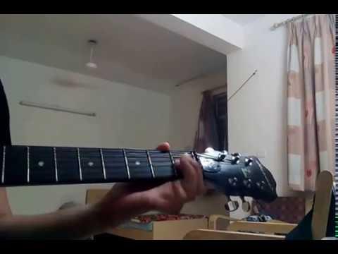 Khudaya khair- Billu Barber Intro Guitar leads - YouTube