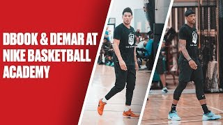 Devin Booker, Bradley Beal, DeMar DeRozan Dropping Buckets On College Hoopers At Nike Academy