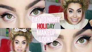 Holiday Day to Night Makeup Look FT: Katie Lynn I Nicole Matthews I