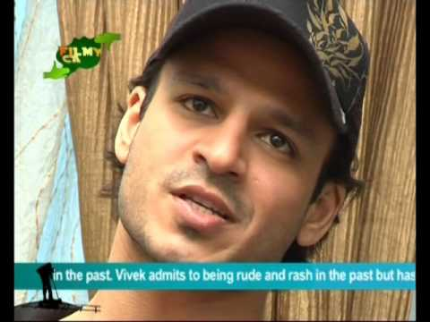 Confessions with Vivek Oberoi part1 - by Atika Ahmad Farooqui