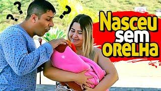 NASCEU SEM AS ORELHAS - PIADA DE JOÃOZINHO - MANO DOIDO PARAFUSO SOLTO