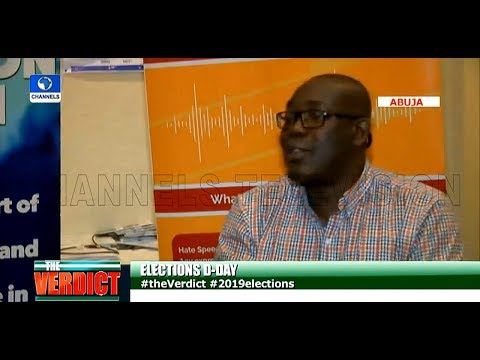 Election Observer Worried Over Election Related Violence  The Verdict 