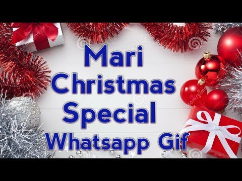 Meri Christmas WhatsApp Gif