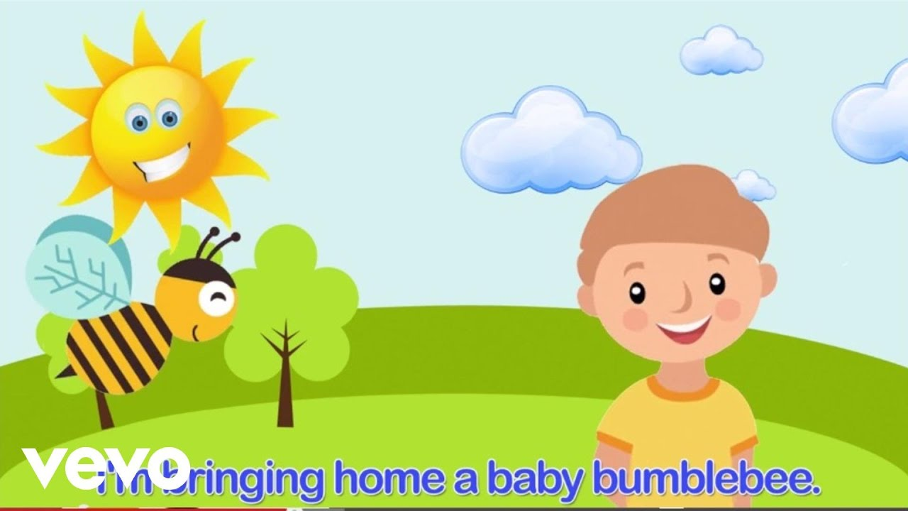 Bumble Bee Kid Song Lyrics