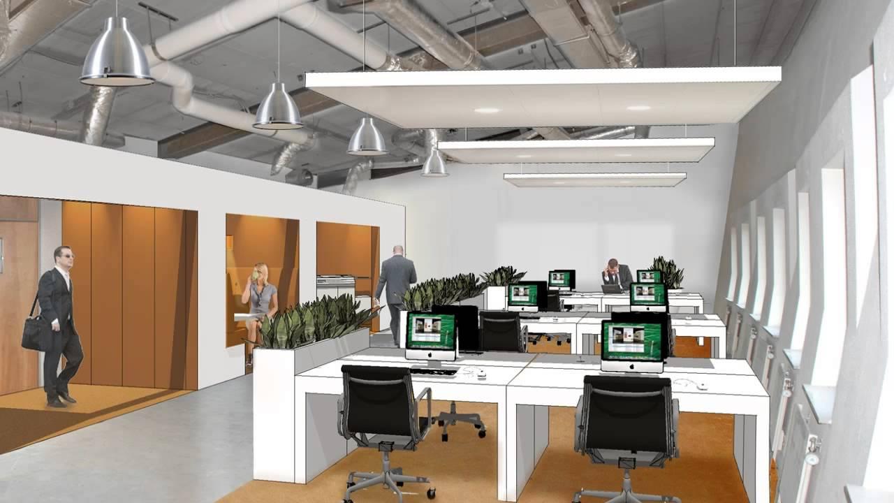 maasdam veelzijdig in project en kantoorinrichting van