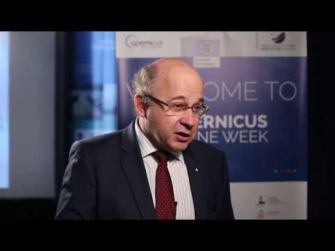 Alain Ratier Director-General of EUMETSAT on Copernicus Marine Service