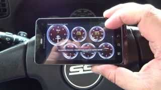 Torque for Android on a 2007 TrailBlazer SS LS2