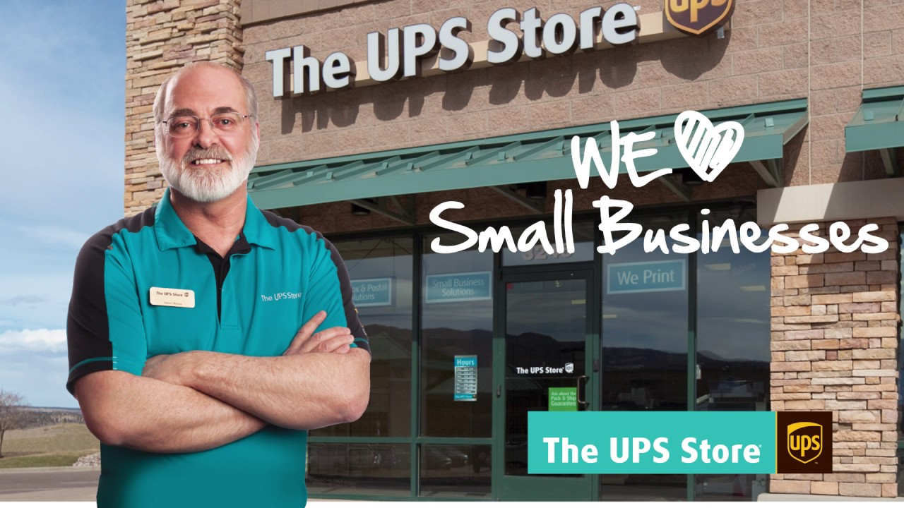 the ups store small business program