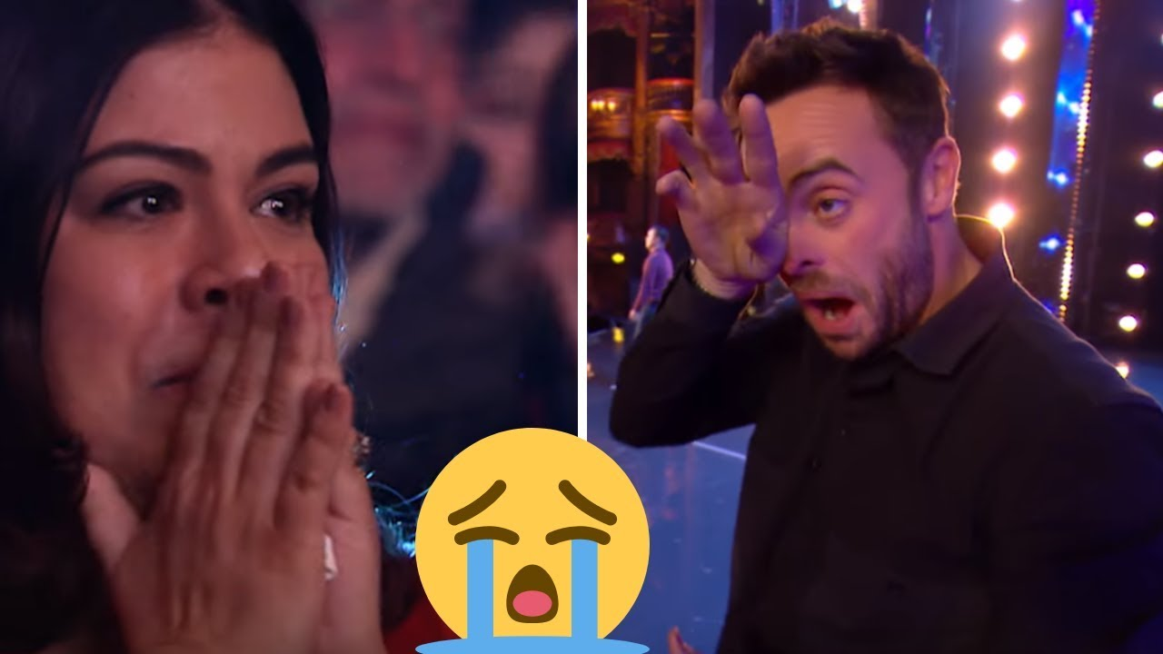 Top 10 MEN STARTS TO CRY EMOTIONAL MOMENTS ON GOT TALENT