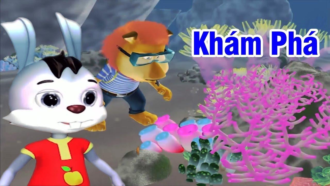 Phim Hoạt Hình 3D Việt Nam – KHÁM PHÁ ĐẠI DƯƠNG – Phim Hoạt Hình Hay Và Ý Nghĩa Nhất 2018
