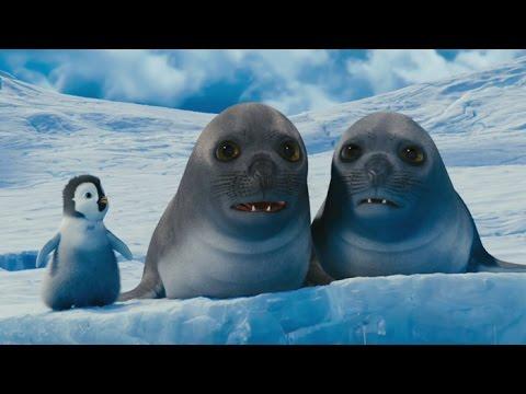 Happy Feet The Video Game Full Movie All Cutscenes