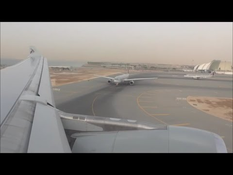 Qatar Airways Airbus A330-202 | Dubai to Doha *Full Flight*