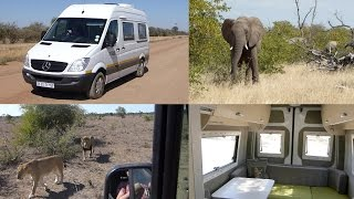 Mercedes Sprinter Motorhome - MAUI 2 ST Buscamper - In action in South Afrika