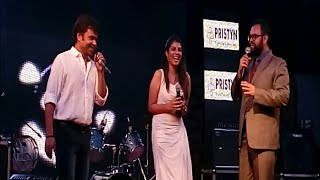 aman srivastava with rajpal yadav at pristyn up pedicon 2016