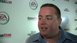 NCAA Football 09 PlayStation 3 Interview - Video Interview