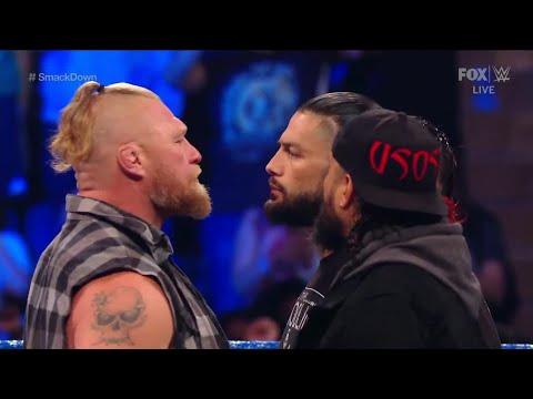 Brock Lesnar & Paul Heyman Promo - WWE SmackDown 10th Sep 2021 (Full Segment)