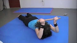 Middle Back Pain - Mid Back Exercise for Upper Back Pain