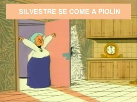 Silvestre finalmente se come a Piolín