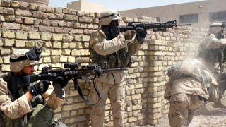 U.S. veterans volunteering to fight against ISIS