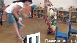 Развивающие занятия для детей от 2-6 лет в Праге