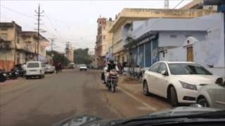 Cows, Elephants, Horses, Streets of Jaipur - UNCUT INDIA TravelVlog #CindyEyler Feb 21, 2014