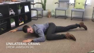 Richmond VA Chiropractor - Unilateral Crawl Corrective