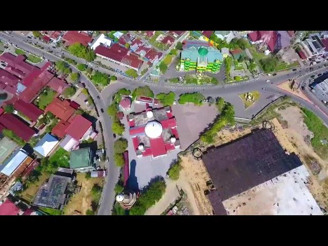 Tahap Pembangunan Masjid Al-Falah Sigli
