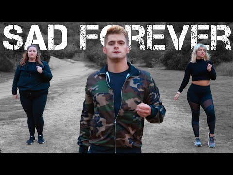 Lauv - Sad Forever | Caleb Marshall | Dance Workout
