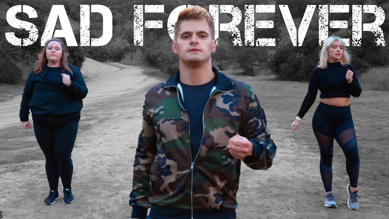 Lauv - Sad Forever   Caleb Marshall   Dance Workout