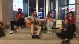 sivas sokak sanatçıları ramazan akşamları
