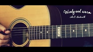 �������� ���� Windy and Warm - Chet Atkins | Fingerstyle Guitar Cover by Lorenzo Polidori [+TAB] ������