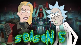 Rick And Morty Season 5 Sooner Than You Think! Everything We Know & Release Date Predictions!