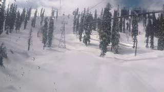 Snowy Jammu : Gulmarg