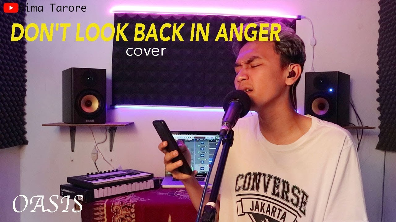 DON'T LOOK BACK IN ANGER - (OASIS) - BIMA TARORE ( COVER )