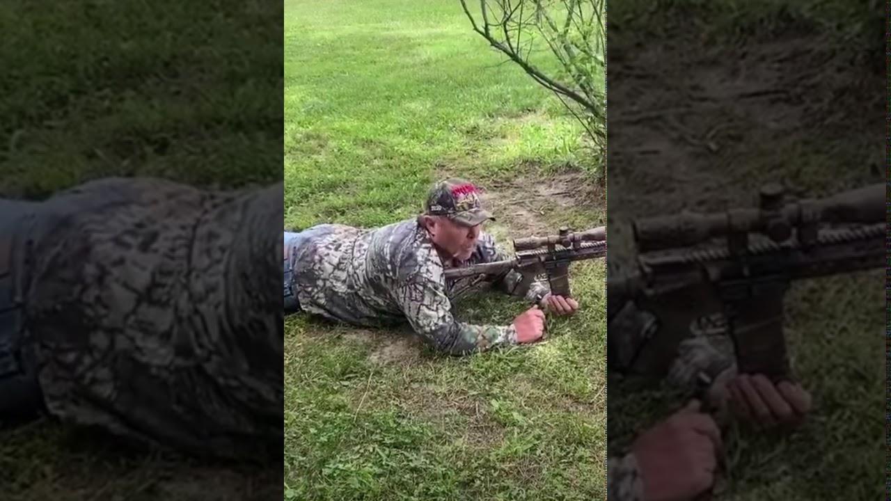 Hunting antifa