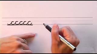 How To Write In Cursive // Lesson 4 // A Complete Course // Free Worksheets