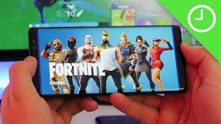 Hands-on: Fortnite for Android is finally here