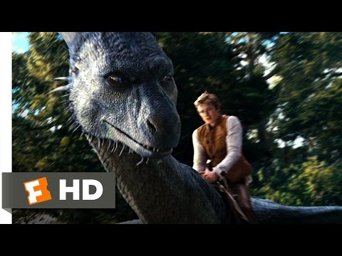 Eragon (2/5) Movie CLIP - Dragon Rider (2006) HD