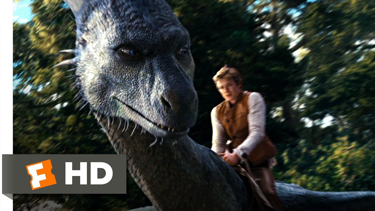 Download Eragon (2/5) Movie CLIP - Dragon Rider (2006) HD