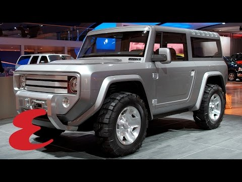The Ford Bronco Will Be Back in
