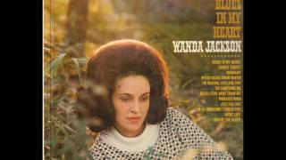 Watch Wanda Jackson Worried Mind video