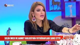 Selin İmer ve Ahmet Hulusi'nin fotoğrafları şoke etti