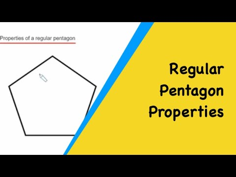 Reguar Pentagon Properties. How Many Edges, Vertices and ...