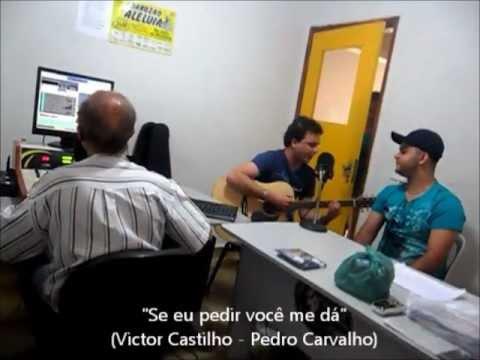 Danilo Alves e Marccin Arcoverde na Rádio União 987 FM - Goiatuba GO